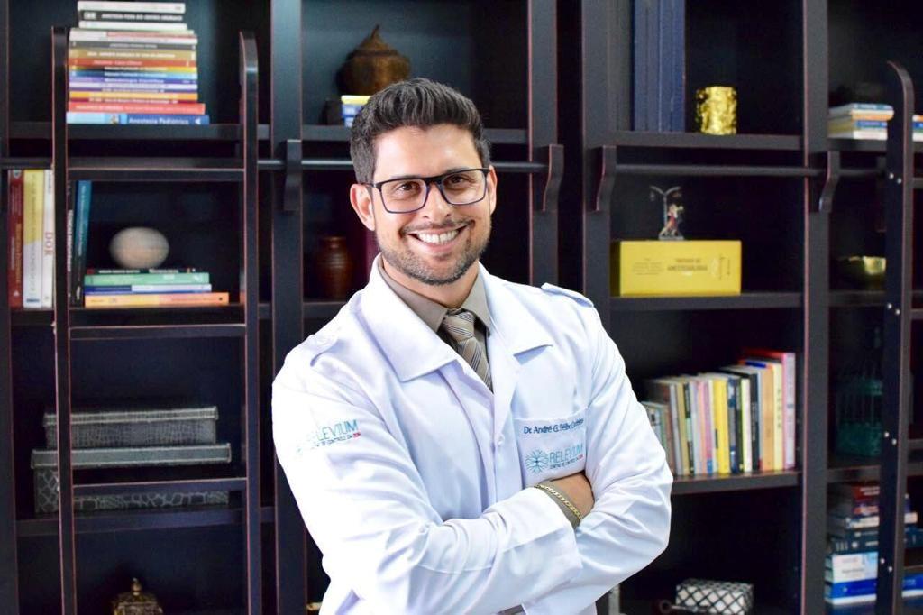 Dr. André Felix Gomes Cordeiro